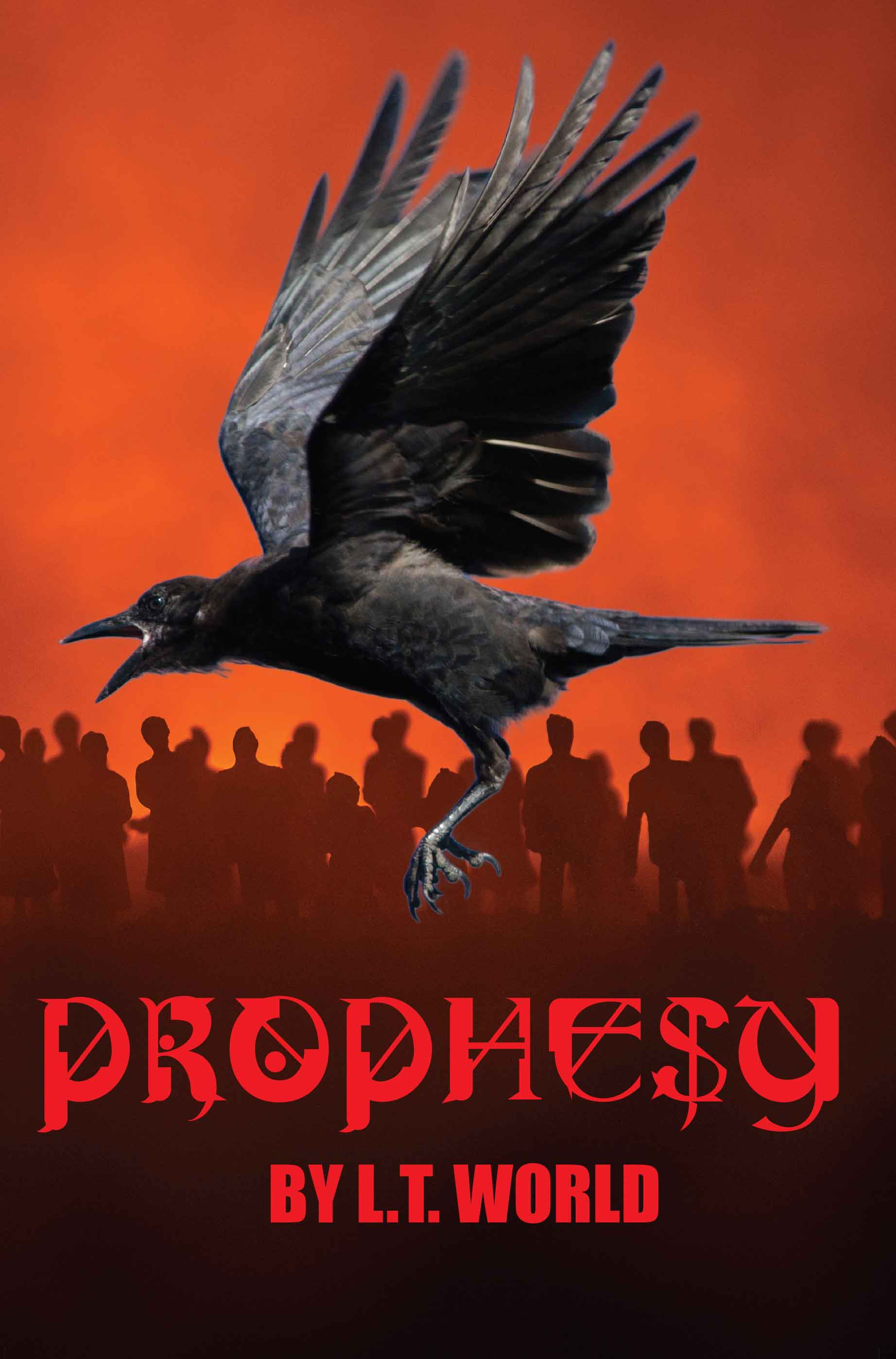 Cover of book Prophesy