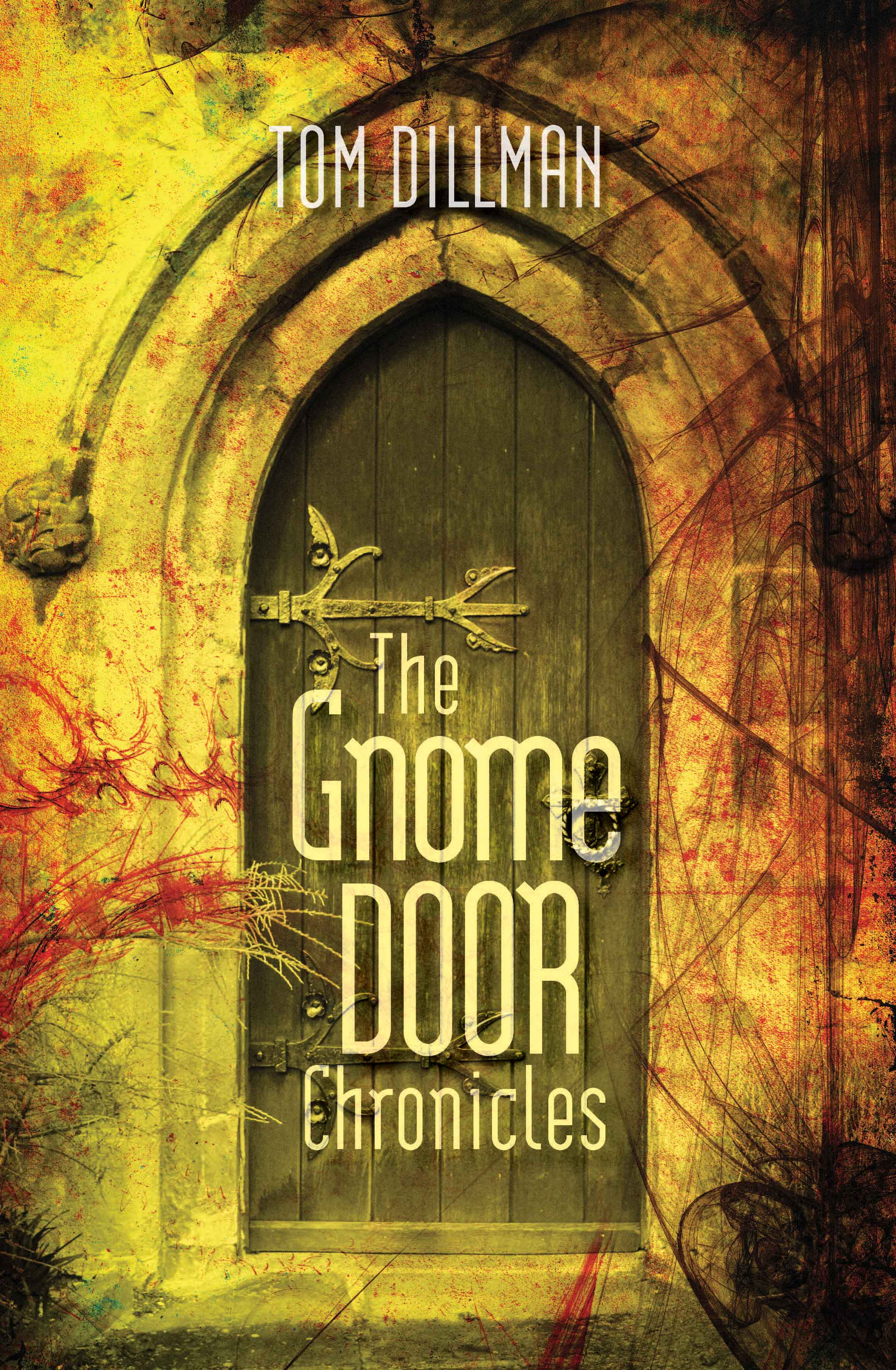 Cover of book The Gnome Door Chronicles.